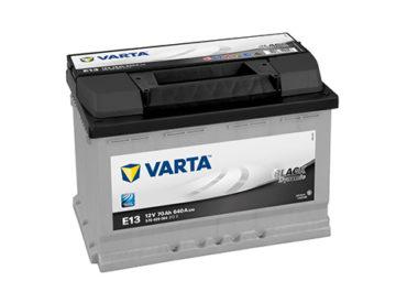 Akumulatory Varta Black | Kalisz