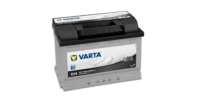 Akumulatory Varta Black Kalisz